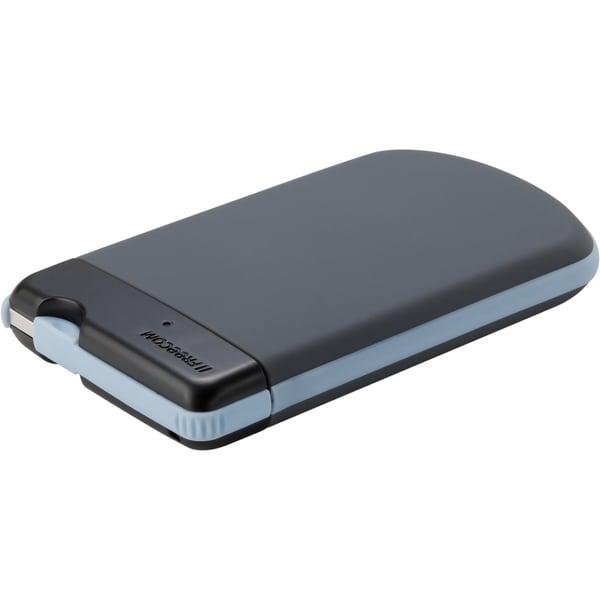 Verbatim Freecom 1TB Tough Drive Portable Hard Drive, USB 3.0 - Grey