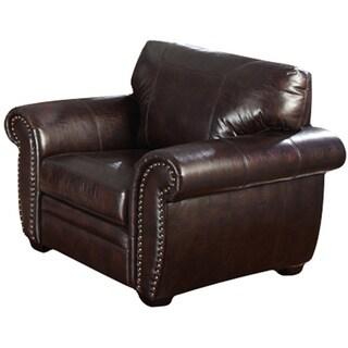 Louis Nail Head Chair