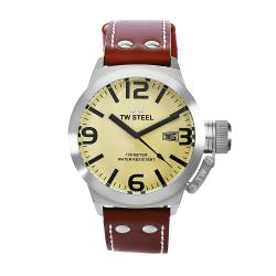 TW Steel Men's Canteen Watch