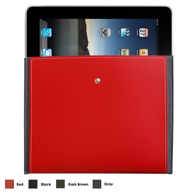 Recycled Leather iPad Case