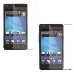 Screen Protector for Samsung Galaxy S2 Attain i777 AT&T (Pack of 2)