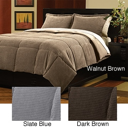 Urban Plush Down Alternative 3-piece Comforter Set