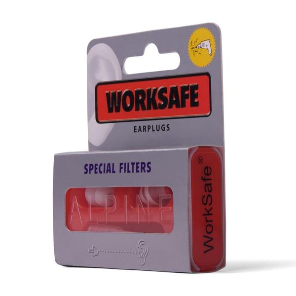 Alpine WorkSafe Earplugs