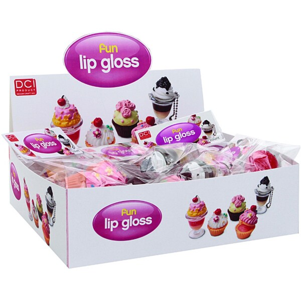 Assorted Fun Lipgloss (Set of 3)