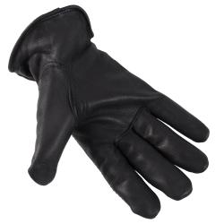 Journee Collection Women's Deerskin Leather Thinsulate Lined Gloves