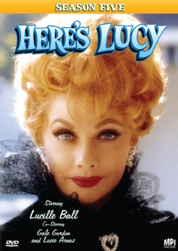 Here's Lucy: Season 5 (DVD)