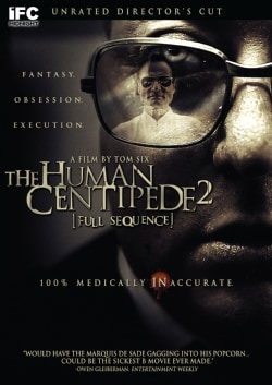 The Human Centipede II: Full Sequence (DVD)