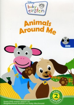 Baby Einstein: Animals Around Me (DVD)