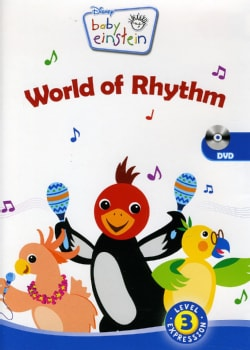 Baby Einstein: World Of Rhythm (DVD)
