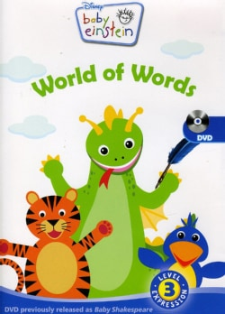Baby Einstein: World Of Words (DVD)