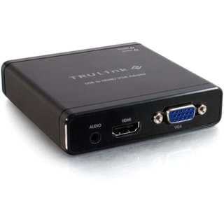 Cables To Go TruLink 30510 Graphic Card - USB