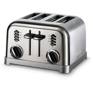 Cuisinart CPT-180BCH Black Chrome 4-slice Metal Classic Toaster