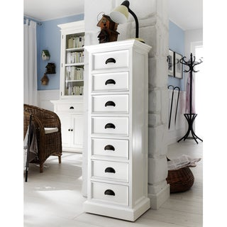Interior White Drawer Chest