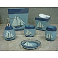 Sherry Kline 'Fair Harbor' 6-Piece Bath Accessory Set