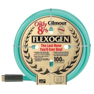 Gilmour Flexogen Green Hose (100 feet)