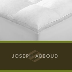 Joseph Abboud Luxury Baffle Box Queen/ King/ Cal King-Size Down Alternative Fiberbed