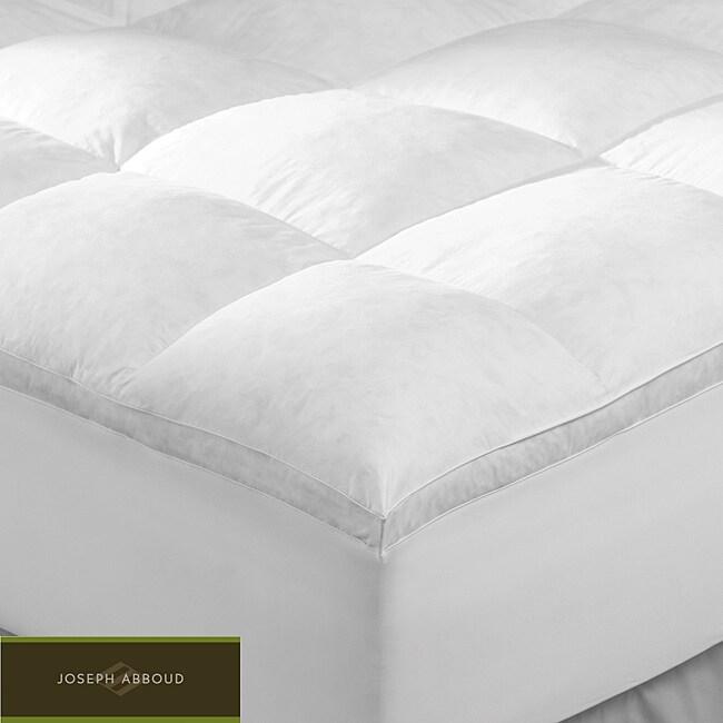 Joseph Abboud Luxury Baffle Box Twin/ Full-size Down Alternative Fiberbed