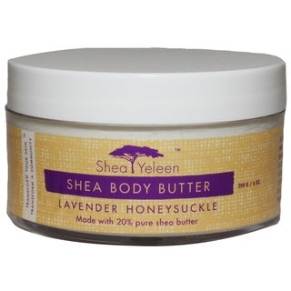 Shea Yeleen Lavender Honeysuckle Body Butter (Ghana)