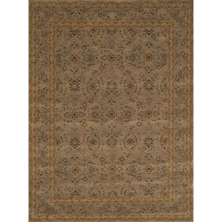Powerloomed Dorchester Steel/Steel Rug (3'9' x 5'6')