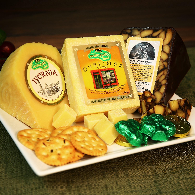 Wee Bit O' Irish Gift Cheese Assortment
