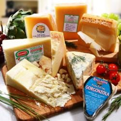 Italian Cheese Gift Collection
