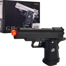 Whetstone G.10 Zinc Alloy Shell Airsoft Pistol