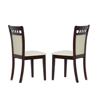 Warehouse of Tiffany Shirlyn Dining Chairs (Set of 4)
