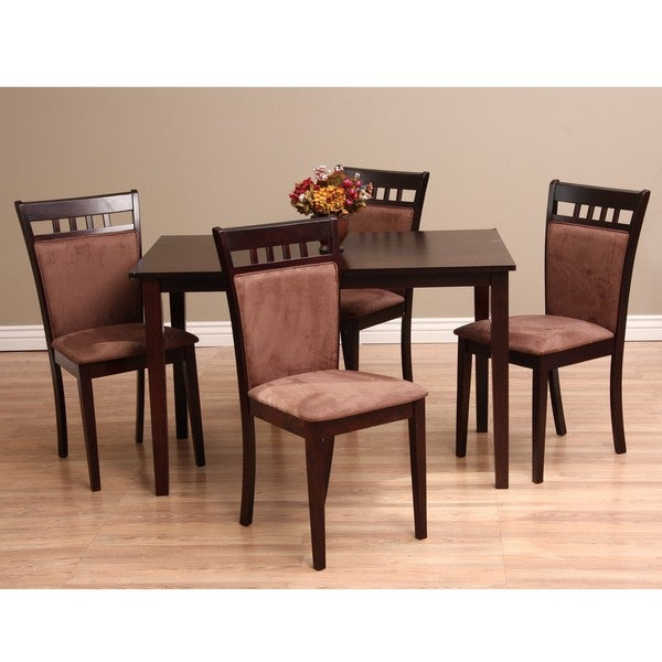 Warehouse of Tiffany Shirlyn 5 piece Dining Furniture Set  : Warehouse of Tiffany Shirlyn 5 piece Dining Furniture Set 557b9be6 d1e1 43fd bcd7 3ab91f84b8f7600 from www.overstock.com size 600 x 600 jpeg 55kB