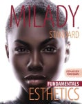 Milady Standard Esthetics: Fundamentals Step-by-Step Procedures (Spiral bound)