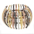 NEXTE Jewelry 4-color Stretch Fashion Bracelet