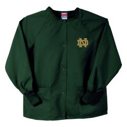Gelscrubs Hunter Notre Dame Fighting Irish Nurse Jacket