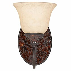 Triarch International Jewelry 1 light Harvest Bronze Bath