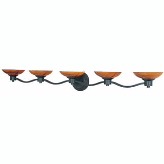 Triarch International Halogen VI Oil Rubbed Bronze 5-light Fixture