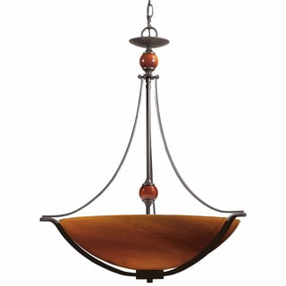 Triarch International Halogen VI 4-light Oil Rubbed Bronze Pendant