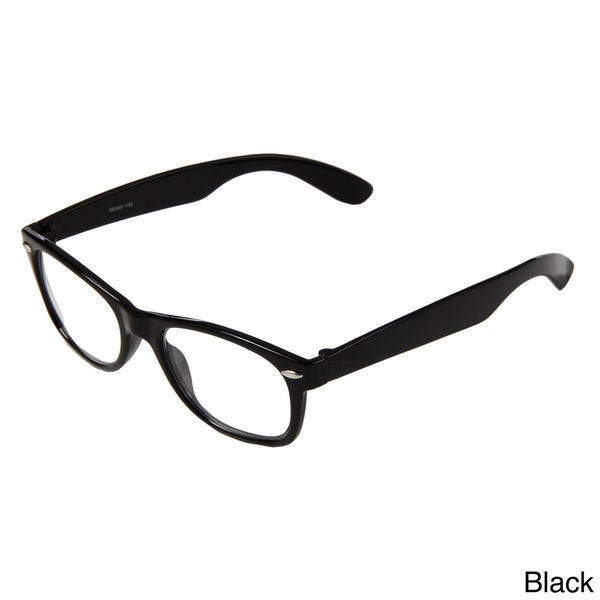 Hot Optix Men's Vintage-inspired Full Frame Bi-focal Reading Glasses