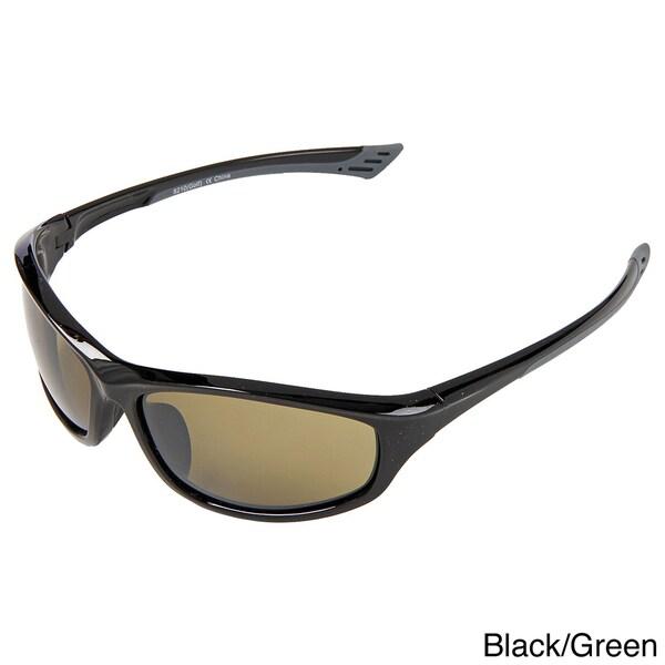 Hot Optix Golf High Contrast Wraparound Sport Sunglasses