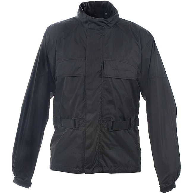 Mossi RX-1 Polyester Lightweight Rain Jacket with Hideaway Hood