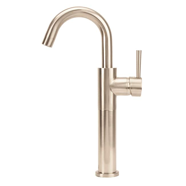 Fontaine Faucets : Fontaine Tall Euro Brushed Nickel Faucet