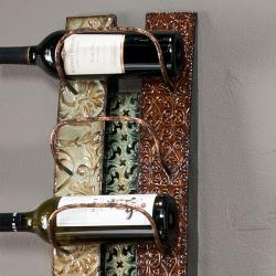 Upton Home Florence Wall Mounted Wine Rack