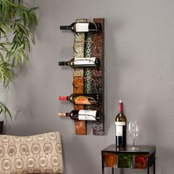 Florence Wall Mounted Wine Rack