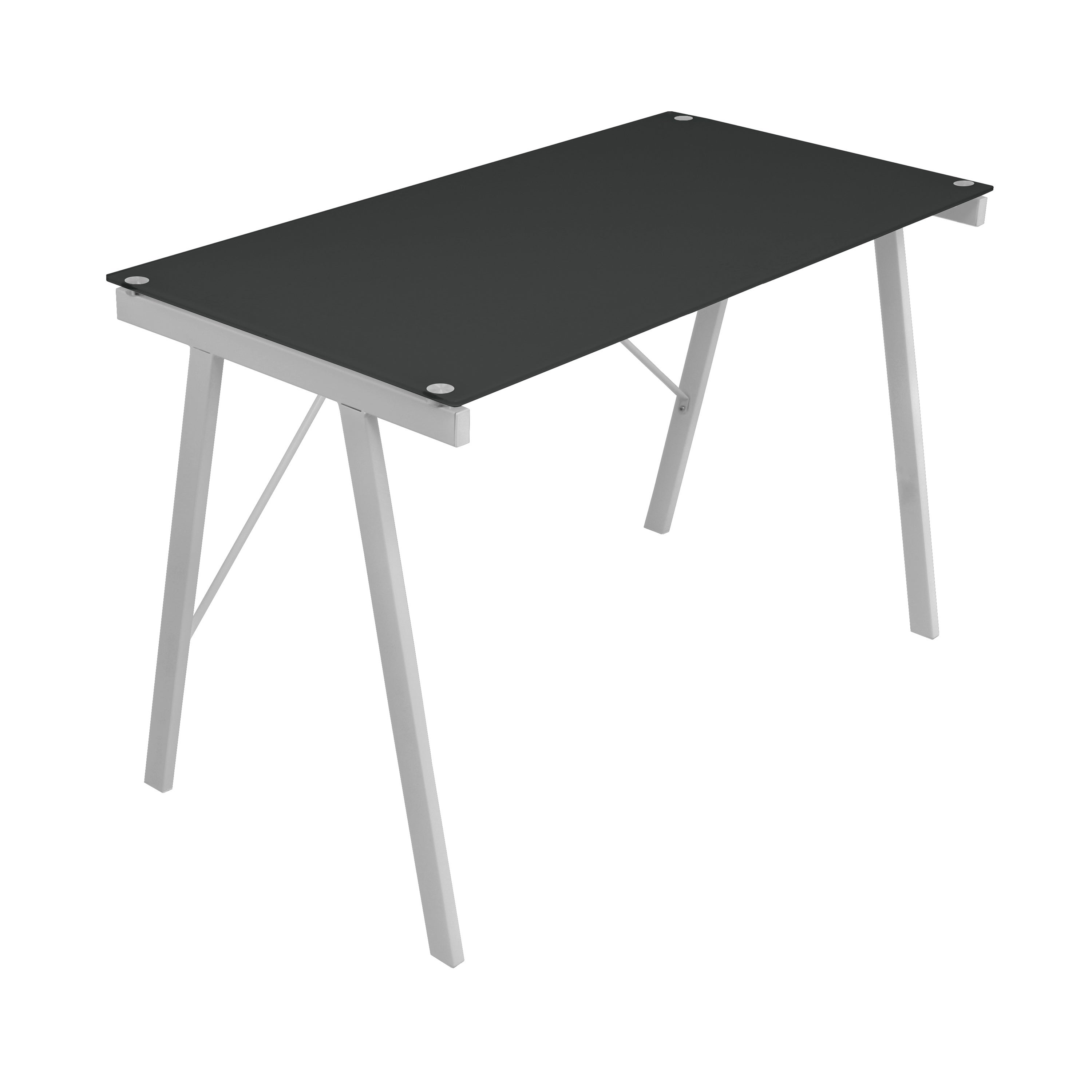 Exponent Black Office Desk/ Drafting Table
