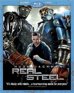 Real Steel (Blu-ray/DVD)