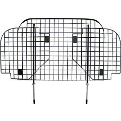 Go Pet Club Black Metal 18-pound Adjustable Vehicle Pet Barrier