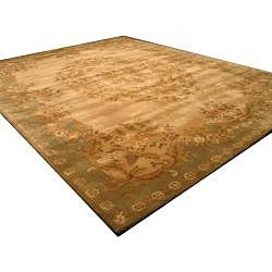 Hand Tufted Wool Mumtaj Rug (8' 9 x 11' 9)