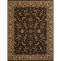 Dorchester Chocolate/ Beige Rug (12' x 15')