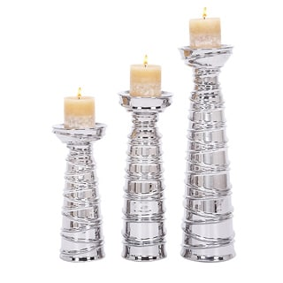 Pillar Candles & Holders | Overstock.com: Buy Decorative