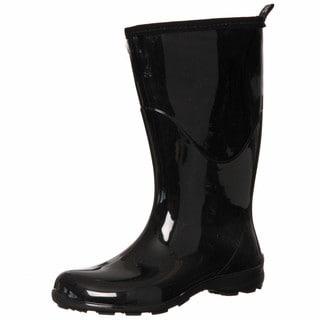 Kamik Women's 'Heidi' Black Rain Boots