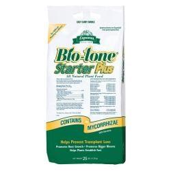 Bio Tone Starter Plus Espoma 25 Fertilizer