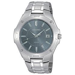 Seiko Men's Stainless Steel Dress Watch