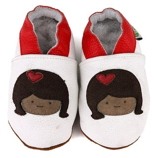 Little Lady Soft Sole Leather Baby Shoes